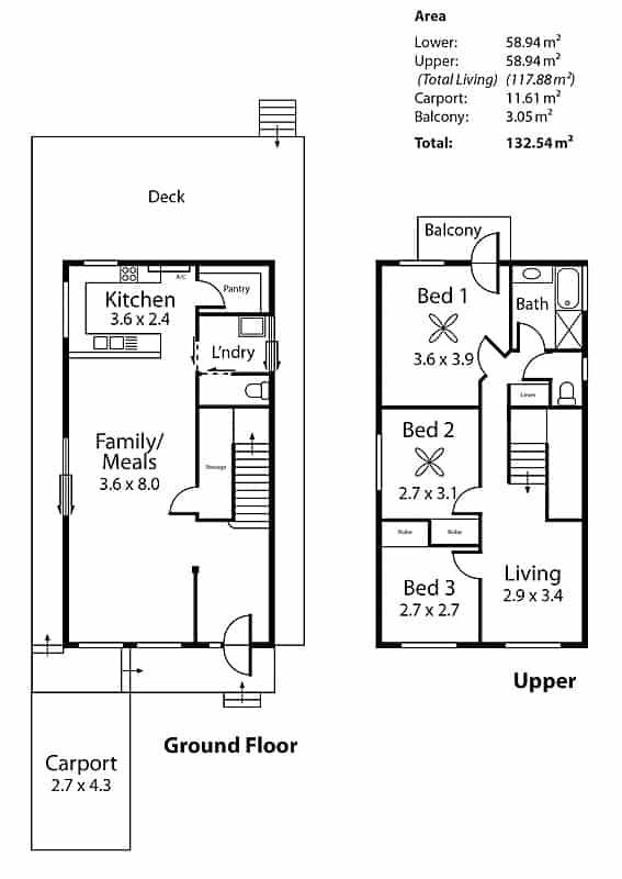 21b Fulford Terrace Littlehampton Sexton Glover
